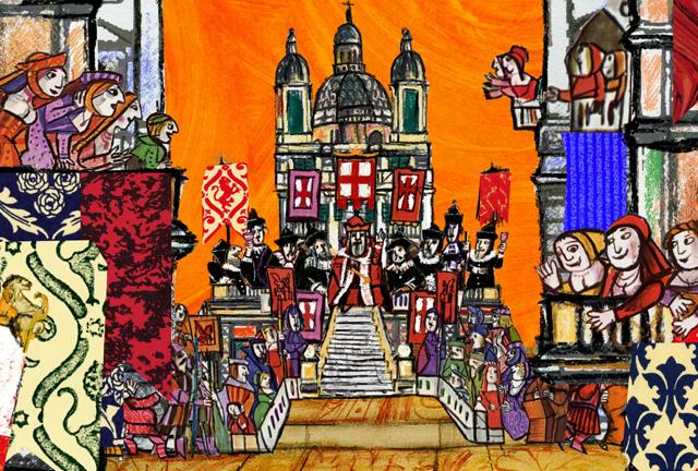 GENOVA – Sinfonia della Città
