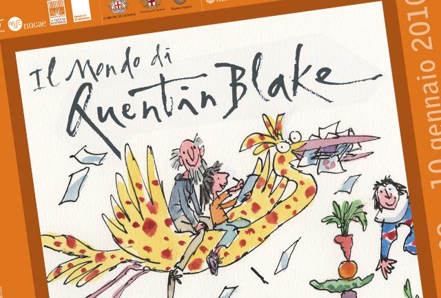Il Mondo di Quentin Blake